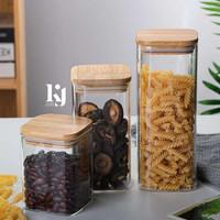 Candy Jar Toples Kaca Toples Kue Toples Kaca Transparan