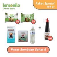 Paket Sembako Sehat 6