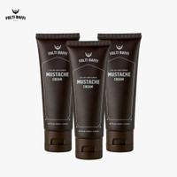 Penumbuh Jenggot Super Cepat Folti Baffi Mustache Cream Paket 3 Tube