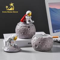 Asbak | Tempat Abu Modern Unik Lucu Model Astronot