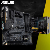 ASUS TUF B450M PLUS II Gaming AMD AM4 B450 DDR4 Motherboard