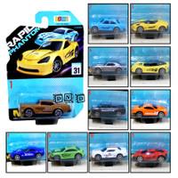 Mainan Anak Diecast Metal Mobil Balap Rapid Phantom Bowa Blister 8886