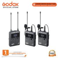 Godox WMic S1 Kit 2 Microphone Lavalier Wireless / Godox WMic S1 Kit