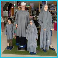 sarimbit rabbani uzma toyobo baju couple keluarga seragam keluarga aya