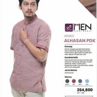 Rabbani Kemko Alhasan Pdk Baju Koko Baju Muslim Pria Lengan Pendek