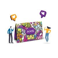 Kartu Perdana AXIS 0k / SP AXIS 0K LTE NEW NASIONAL MURAH