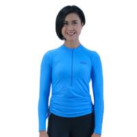 Opelon Pakaian Renang Wanita - Ladies Long Sleeve Top Ortensia