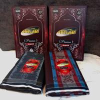 Sarung Atlas Mewah premium Jacquard Motif