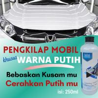 PENGKILAP MOBIL MOTOR WAX WARNA PUTIH SHINEE CLEANER WAX