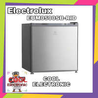 Electrolux Eum0500Sb Rid - Kulkas Mini Kapasitas 46 Liter - New