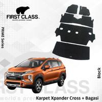 Karpet FIRST CLASS - Mitsubishi Xpander Cross + Bagasi | Prime Series