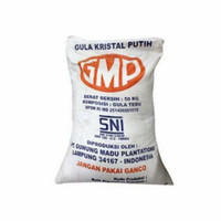 GULA PASIR GMP 50 KG GOJEK OR GRAB ONLY