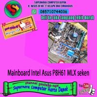 Mainboard Intel Asus P8H61 MLX seken