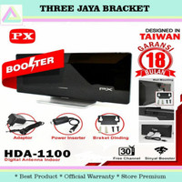 Antene Tv Digital 100% ORIGINAL PX / Antena PX HDA 1100 edisi TERBARU
