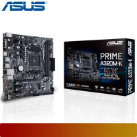 ASUS PRIME A320M-K | Motherboard AMD A320 AM4 Micro ATX