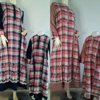 Baju Gamis Wanita - Gamis Couple Dnt Ad42 Storedari