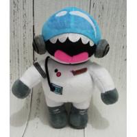 Boneka Monster Lucu Baju Luar Angkasa