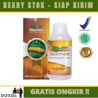 Obat Kencing Manis Kering Herbal QNC Jelly Gamat Emas Asli 100% ORI