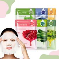 Masker Wajah Rorec Mask Tisu Korea Anak Pria Wanita Hchana MURAH