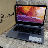 Asus X407MA - Intel Celeron N4000 - RAM 4GB - HDD 1TB