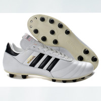 sepatu bola Adidas Copa mundial team white FG