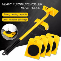 Alat Roda Bantu Pemindah Pindah Angkat Furniture Prabot Barang Besar