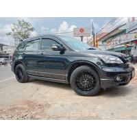 Paket Velg Mobil CRV Ring 18 HSR TSUKUBA Plus Ban 235 55 R18 Accelera