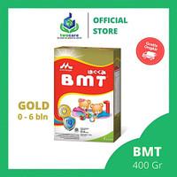 Morinaga BMT Gold 1 Kalbe Reguler ( 0 - 6 bulan ) Box 400gr