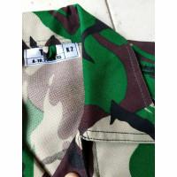Baju PDL TNI Velbed Wool Premium