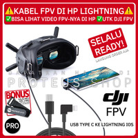 ✅ KABEL GOGGLES DJI FPV COMBO HP TABLET OTG DATA CABLE VIDEO ANDROID