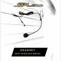 SPL Audio HEADSET-Part Microphone wireless WM 202