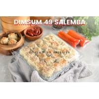 DIMSUM ISI 50 PCS / DIMSUM SALEMBA / DIMSUM HALAL