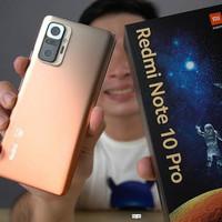 Xiaomi Redmi Note 10 pro 8/128 108MP Garansi Resmi