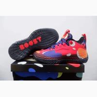 sepatu basket james harden adidas vol 5 pria wanita anak cny red