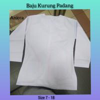 Seragam Sekolah Baju Tunik / Kurung Padang Untuk Sd/Smp/Sma