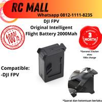 Original Battery DJI FPV Intelligent Flight Baterai FPV Combo 2000Mah