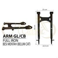 Swing Arm Custom GL Mentah