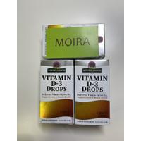 Natures Answer Vitamin D3 4000 IU drops 100mcg
