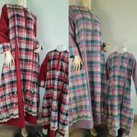 Baju Gamis Anak - Gamis Couple Dnt Ad43 Storedari
