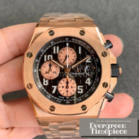 Audemars Piguet Royal Oak Offshore 26470OR Rose Gold Case & Bracelet