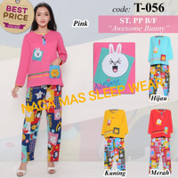 Baju Tidur FOREVER Sweet Concept PP Body Fit T 056