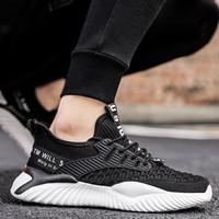 Sepatu Pria Sneakers Impor Model Boost Baru ZM-68