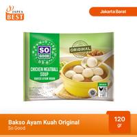 Bakso Ayam Kuah Original So Good 120 gr