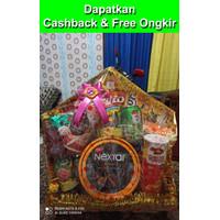 Parcel Lebaran Parcel Ramadhan Gosend Grab Area Jabodetabek Mewah