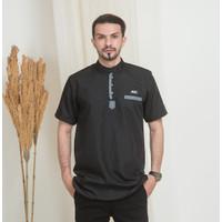 Baju Koko Pria Noor Bahan Cotton Simpel & Elegan