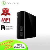 Seagate Backup Plus Desktop Hub Harddisk Eksternal 8TB [FS]