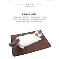 Sisal Tikar Kucing / Cat Scratcher Mat / Sisal Scratching Pad