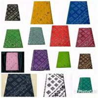 masker/slayer/bandana motif batik