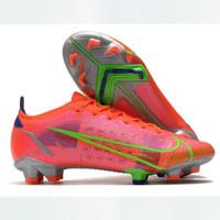 sepatu bola Nike mercurial 14 Elite stylish pinky red FG