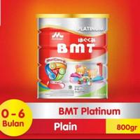 Morinaga BMT Platinum Tahap 1 Plain Tawar 800 gram